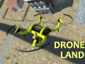 Drone Lander Simulator 3D - Free Flight Game