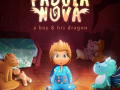 Fabula Nova. A boy and his dragon