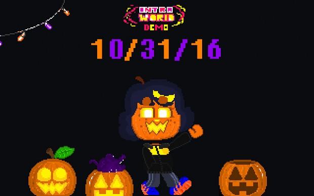 IntraWorld Halloween Demo