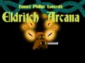 Eldritch Arcana