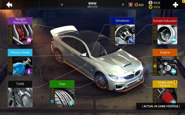 Full Car Customization