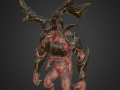 Texturized Demon Lord