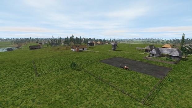 Ostriv - a city-building game