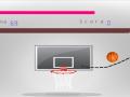Ball in Hoops Basketball