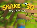Snake 3D Roll's adventure