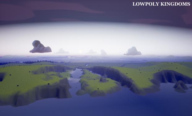 LowPoly Kingdoms Coastline
