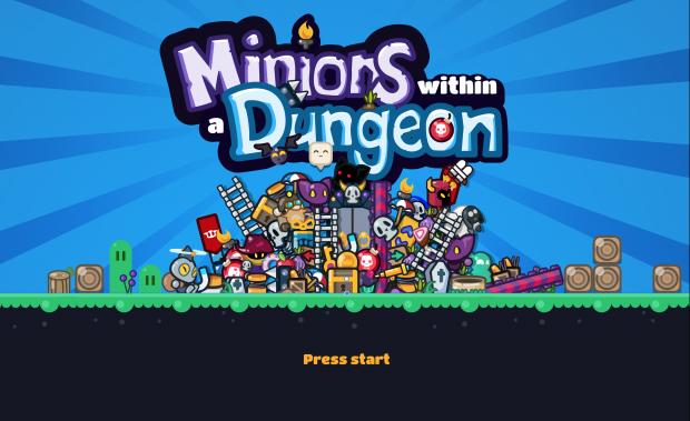 Game titlescreen