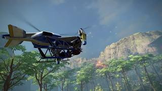 Landfall trailer