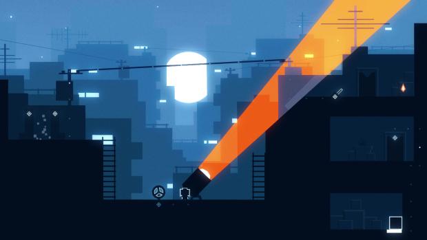 Night Lights — City Rooftops