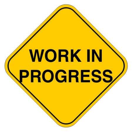 Work in Progress 3