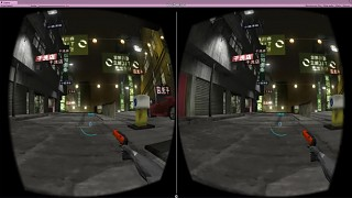 VR Urban Shooter