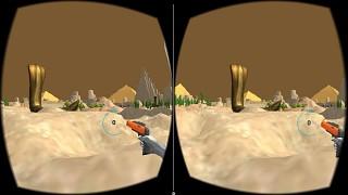 VR Desert Raid