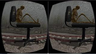 VR Apocalyptic Metro