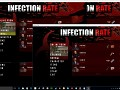 Infection Rate - Online room: 4 players - 26.01.2017