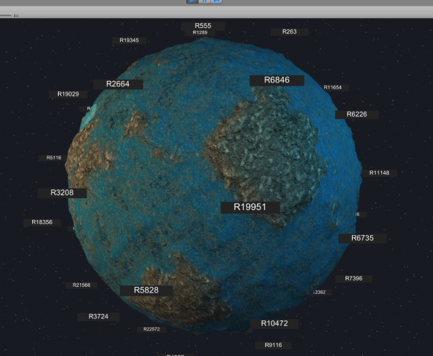 Adapted Planet Building Tool
