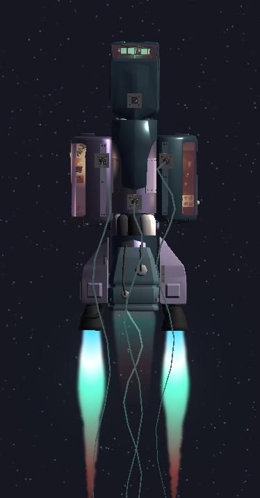 FUV Solar Glide