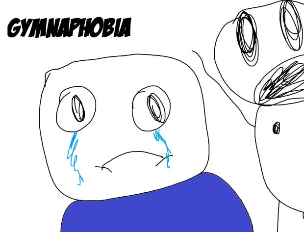 gymnaphobiaart 1