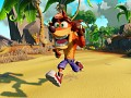Crash Bandicoot Zx Adventures 3d