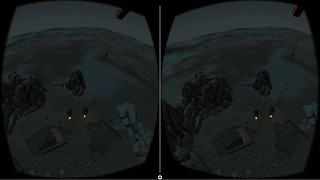 VR Landing Troops Shooter