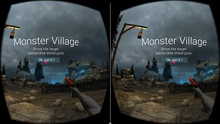 VR Monster Village