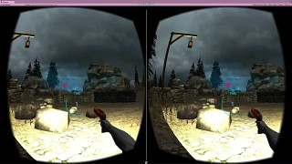 VR Monster Village