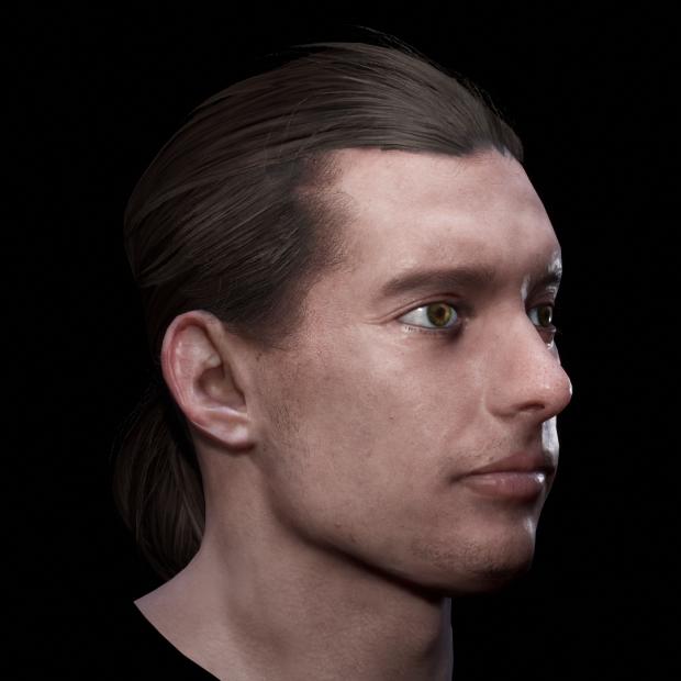 Character Head