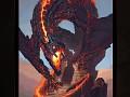Fire Wyvern