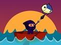 When Ninjas Go Fishing