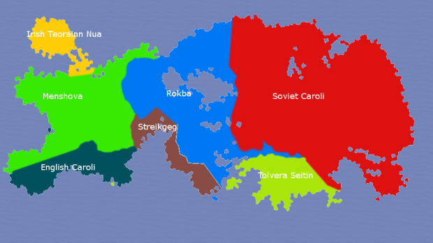 Tolveran Countries