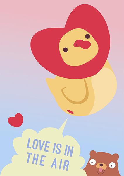 Breathe it in! <3 Happy Valentines!