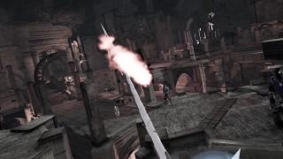 DWVR New Sword Gameplay