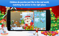 Christmas Games Kids Jigsaw Puzzles