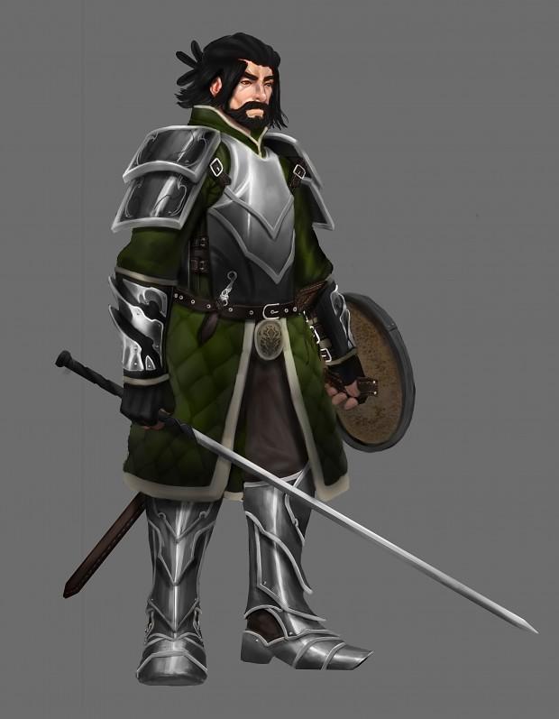 Rupani Warrior
