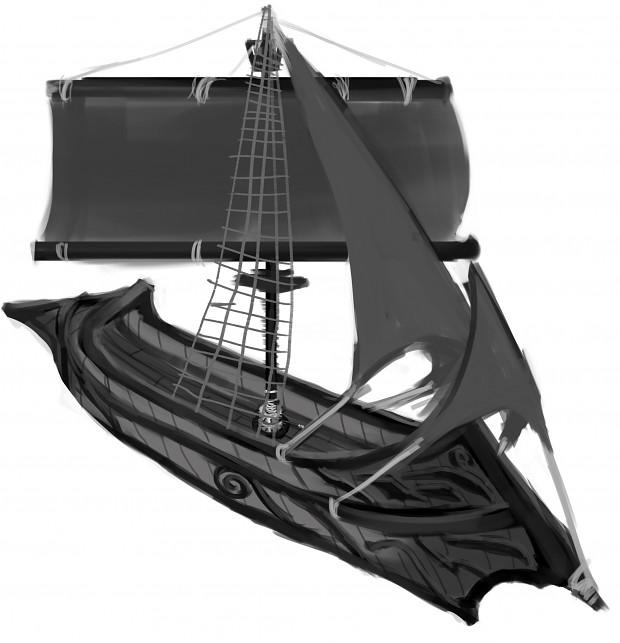 Rupani Yi'feng Class Scout ship