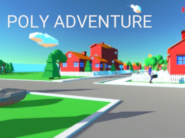 Poly Adventure