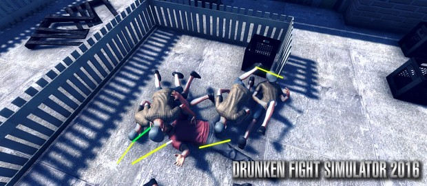 Drunken Fight Simulator 2016