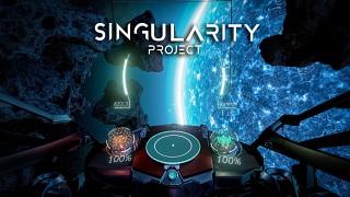 Singularity Project - Screen