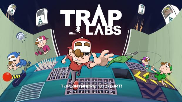 Trap Labs - work in progress screen captures