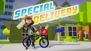 Special Delivery Cover Art