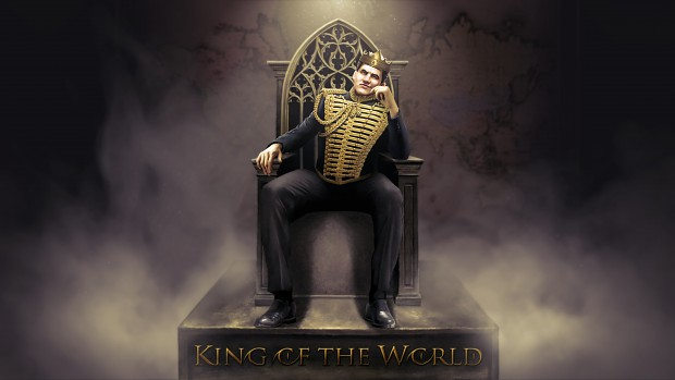 King of the World Promotional picture