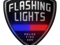 Flashing Lights: Police - Fire - EMS
