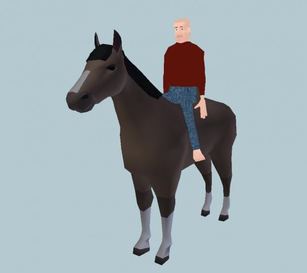 Progress on horse model