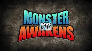 VR Monster Awakens Official Trailer for Release