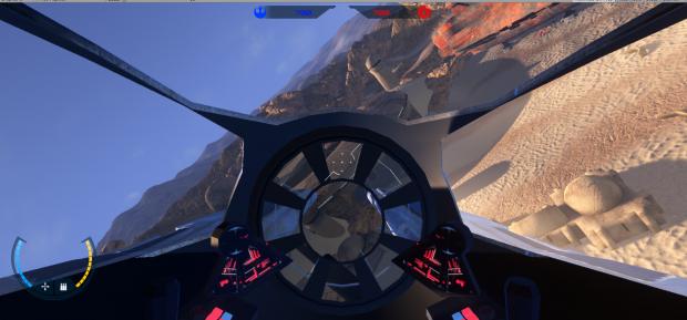 eta 2 actis cockpit