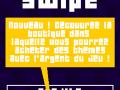 Infinite Swipe
