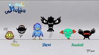 huldu concepts