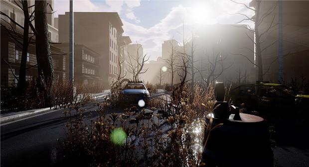 Level1: the Abandoned City.