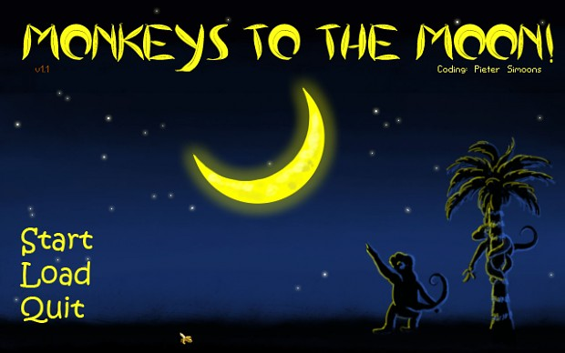Monkeys to the Moon!