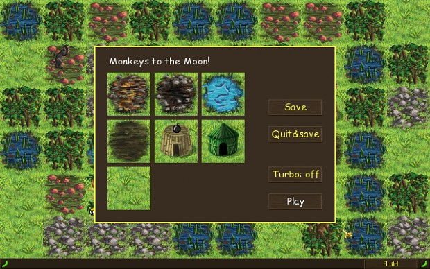 Monkeys to the Moon