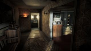 Detective Irvine's House
